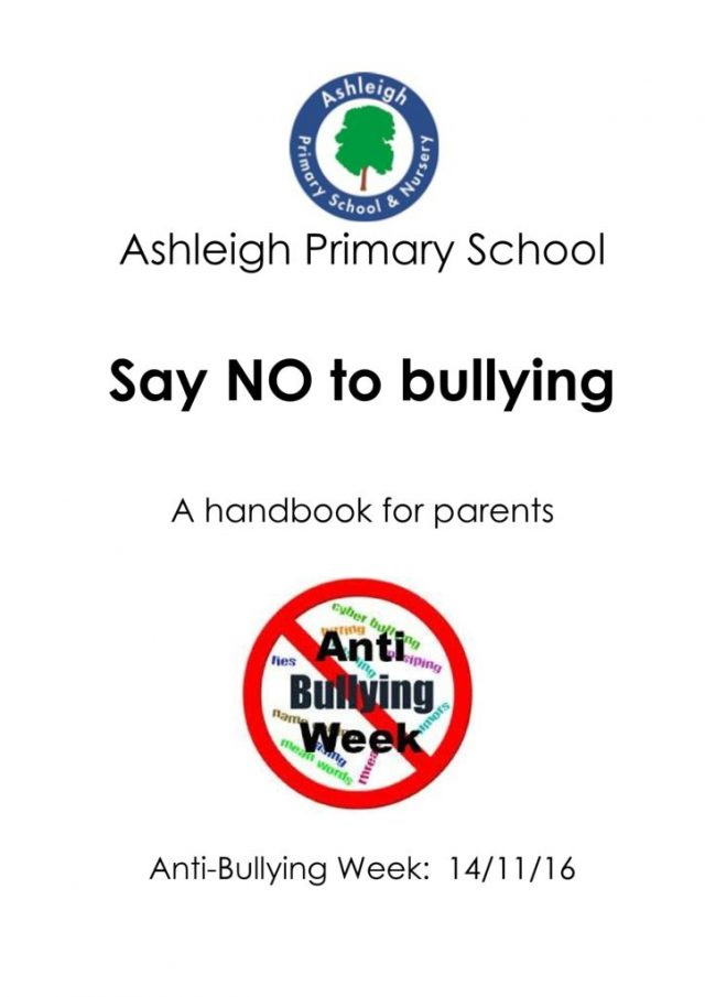 thumbnail of say_no_to_bullying_handbook_for_parents-2016