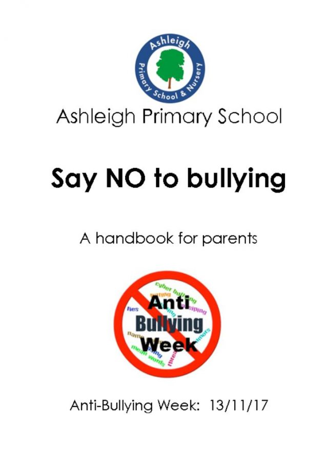 thumbnail of Say_NO_to_bullying_handbook_for_parents 2017