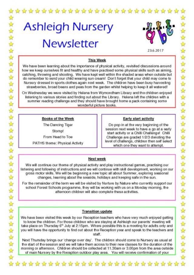 thumbnail of 23 06 17 Nursery Newsletter