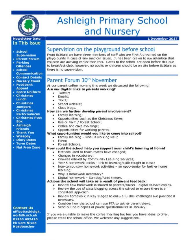 thumbnail of 01 12 17 Ashleigh School Newsletter