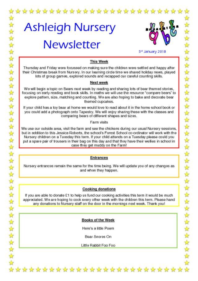 thumbnail of 05 01 18 Ashleigh Nursery Newsletter