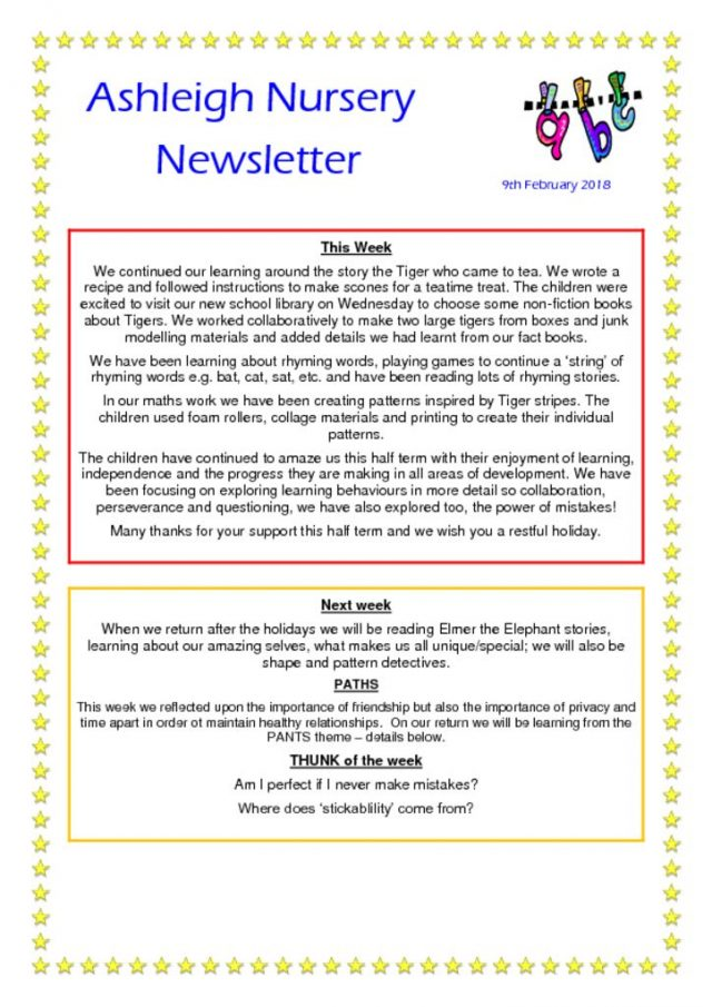 thumbnail of 09 02 18 Ashleigh Nursery Newsletter
