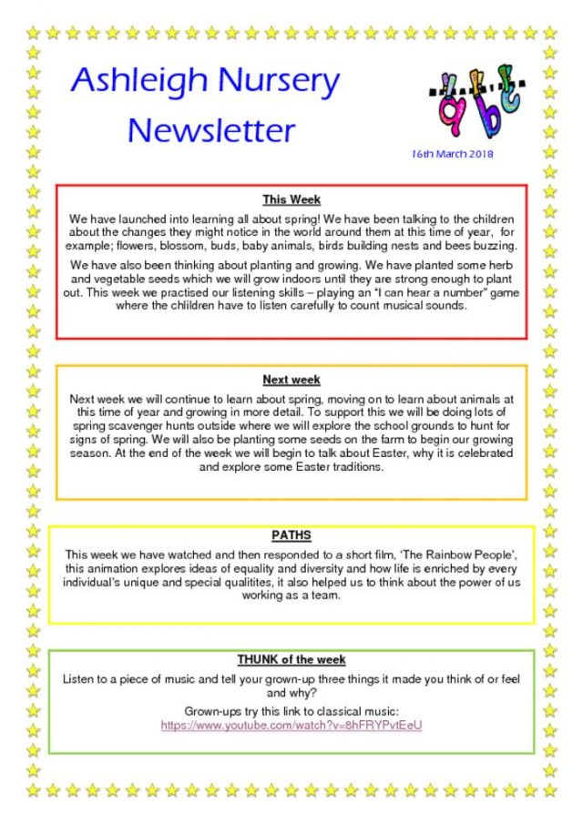 thumbnail of 16 03 18 Ashleigh Nursery Newsletter