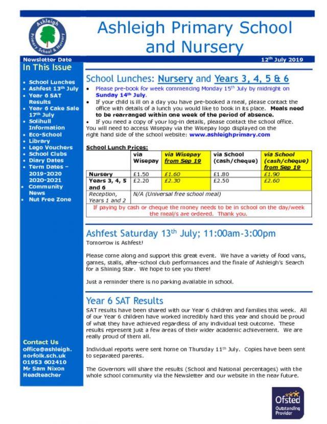 thumbnail of 12 07 19 Ashleigh School Newsletter