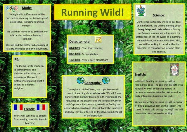 thumbnail of Running Wild Topic Web (1)