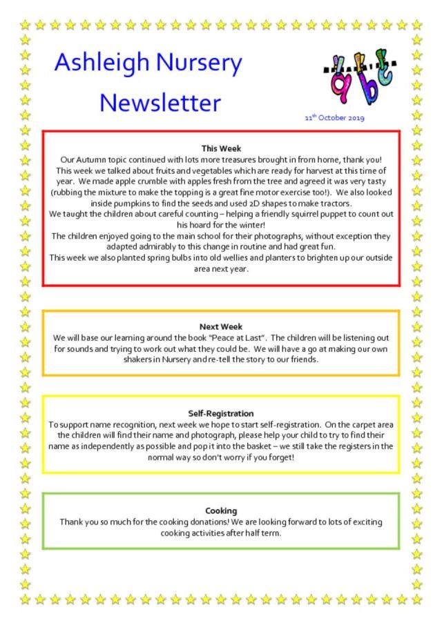 thumbnail of 11 10 19 Ashleigh Nursery Newsletter