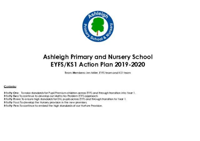 thumbnail of EYFS Action Plan 2019-2020